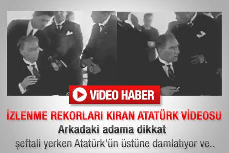 İzlenme rekorları kıran Atatürk videosu