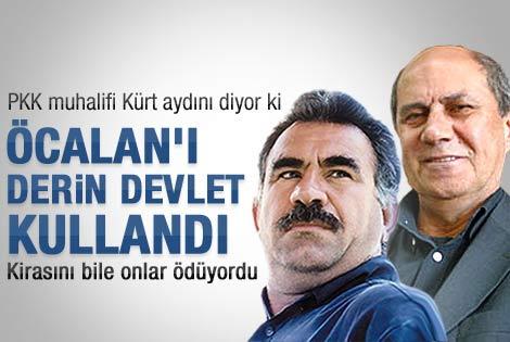 Ümit Fırat: Öcalan'ı derin devlet kullandı