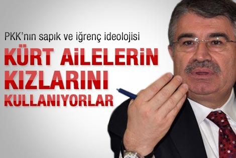 Bakan Şahin: PKK sapık bir ideoloji üzerine kurulu