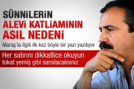 Sırrı Süreyya Önder Maraş Katliamı'nı yazdı