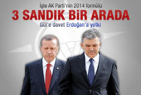 AK Parti'den Gül'e kapımız açık mesajı