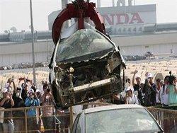 Honda bin 55 otomobili imha etti