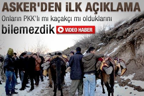 F-16'ların PKK'lı diye sivilleri bombalaması dış basında