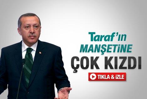 Başbakan Erdoğan'dan 35 köylü açıklaması