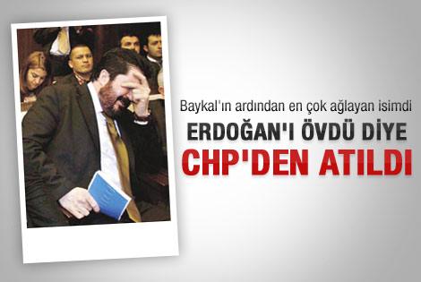 Baykal'a yakın isim CHP'den ihraç edildi