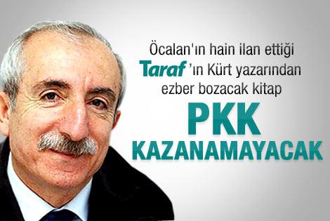 Miroğlu'ndan PKK'nın ezberini bozacak kitap