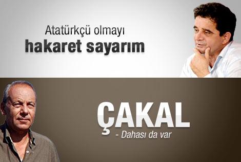 Bekir Coşkun'dan Türköne'ye: Çakal..