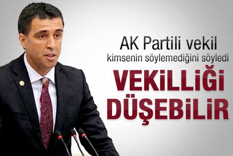 AK Partili vekilden Hakan Şükür'e kötü haber