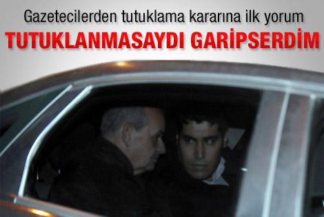 Başbuğ'un tutuklanmasına gazeteciler ne dedi