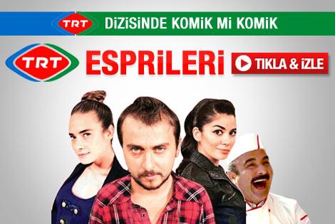 Leyla ile Mecnun dizisinde TRT'ye gönderme - İzle