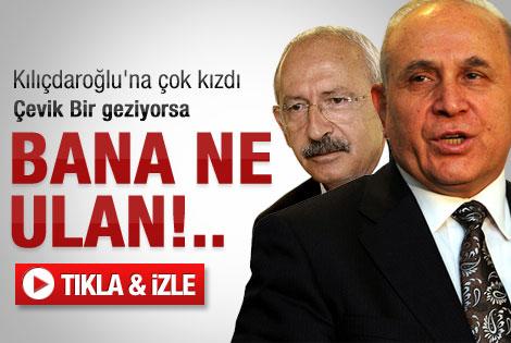 Kuzu'dan Kılıçdaroğlu'na yanıt: Bana ne ulan