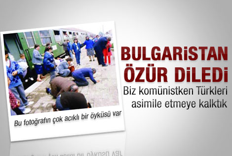 Bulgaristan'dan asimilasyona kınama