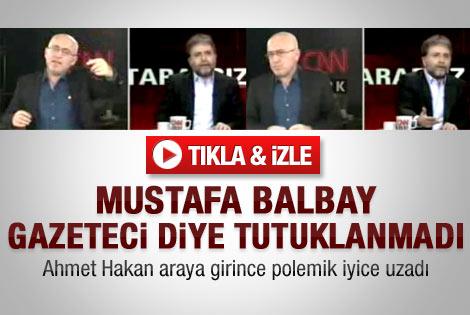 Radikal yazarı ile Ahmet Hakan'ın Balbay polemiği