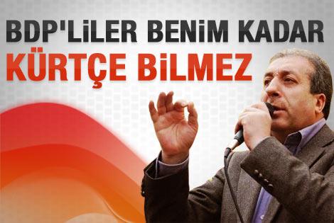 Mehdi Eker: PKK benden çok rahatsız