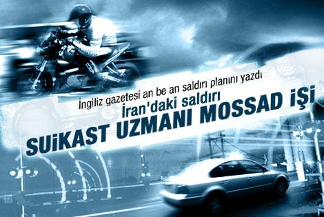 İşte adım adım MOSSAD'ın İran'daki suikastı