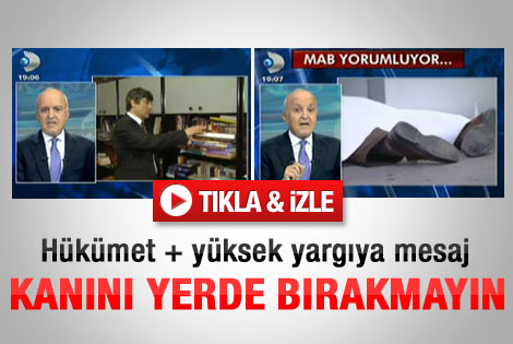 Birand'ın Hrant Dink Davası kararına tepkisi - İzle