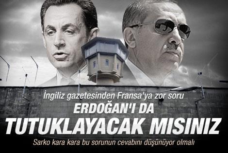 Erdoğan da tutuklanacak mı