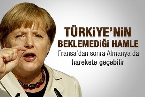 Almanya da soykırımı inkara ceza getirebilir