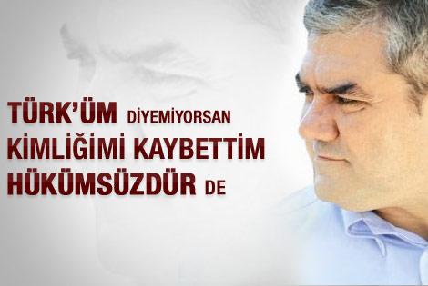 Özdil: Ne mutlu... Türk'üm diyene