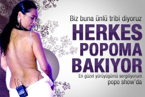 Hülya Avşar: Herkes popoma bakıyor