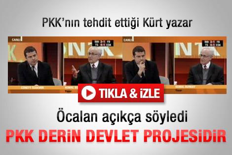 Kemal Burkay: PKK'yı derin devlet kurdu