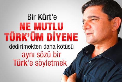 Mümtaz'er Türköne: Andımızdaki Türk kim