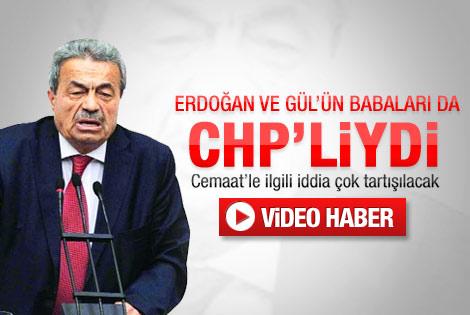 Genç: Erdoğan ve Gül'ün babası CHP'liydi - İzle