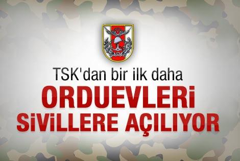 Murat Çelik: Orduevleri sivillere açılacak