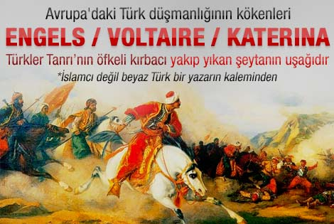 Cıvaoğlu yazdı: Türk düşmanlığının gen haritası