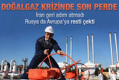 İran'dan doğalgaz indirimine ret