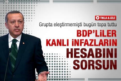 Başbakan Erdoğan'ın Valiler toplantısı konuşması