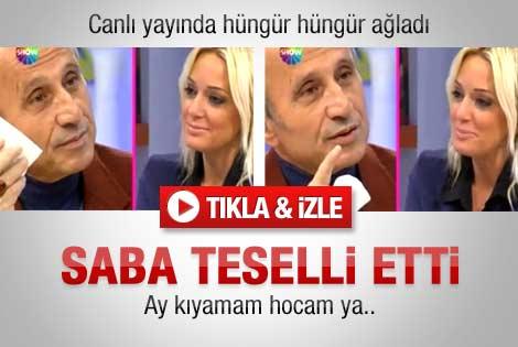 Yaşar Nuri Öztürk canlı yayında ağladı - İzle