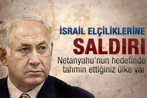 Netanyahu: Saldırının arkasında İran var