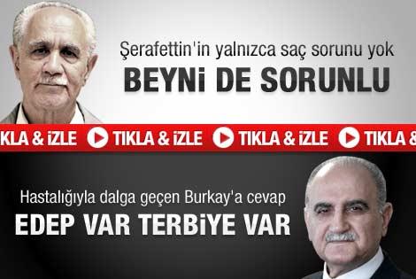 Şerafettin Elçi'den Kemal Burkay'a cevap