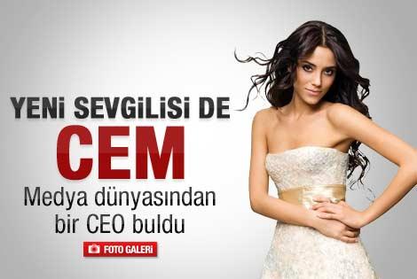 Cansu NTV'nin Ceo'su Cem Aydın'a aşık oldu