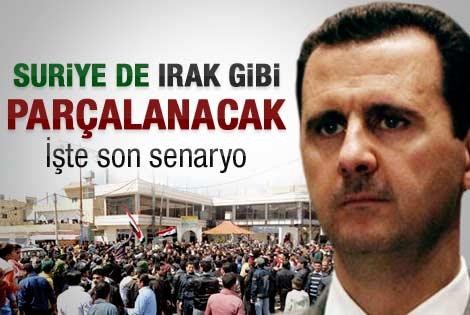 Lübnanlı gazeteciden Esad için çarpıcı iddia