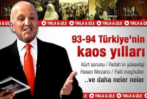 Unutanlara Türkiye'nin en karanlık yılları - Video