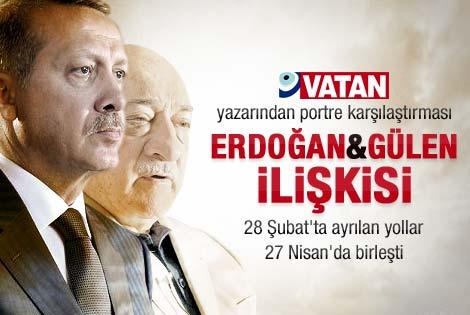 Ruşen Çakır'dan Erdoğan ve Gülen analizi