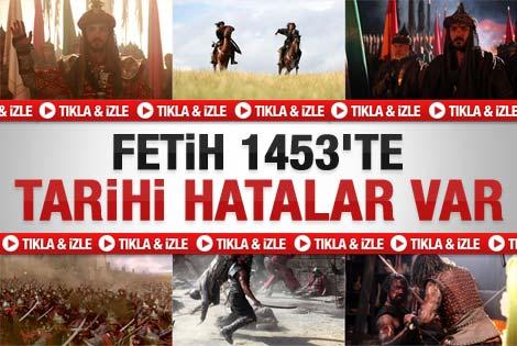 Afyoncu: Fetih 1453'te tarihi hatalar var