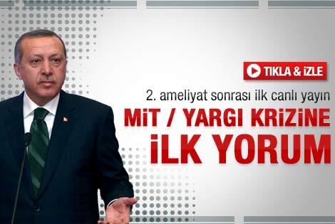 Erdoğan Gençlik Kolları kongresine katıldı