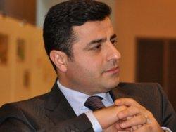 Demirtaş K.Irak'ta Kürt konferansında konuştu