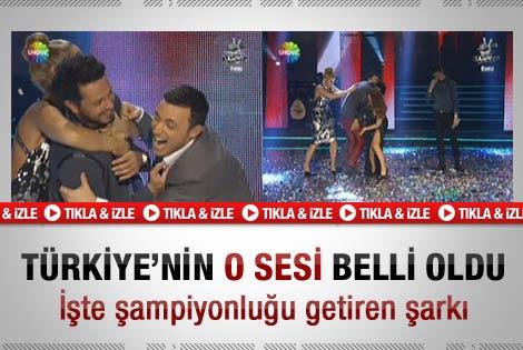 Oğuz Berkay Fidan Türkiye'nin O Ses'i oldu - Video