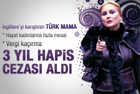İngiltere Türk fuhuş patroniçesini konuşuyor