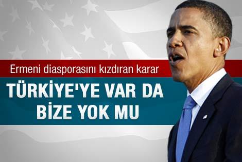 Türkiye'ye var da bize yok mu