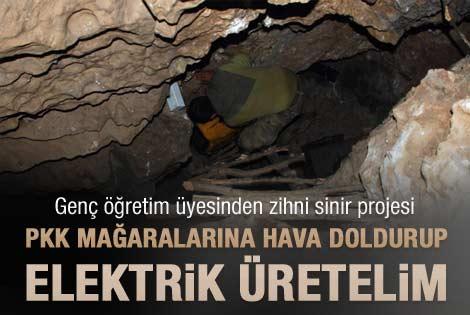 Güneydoğu'daki mağaralardan elektrik üretilsin