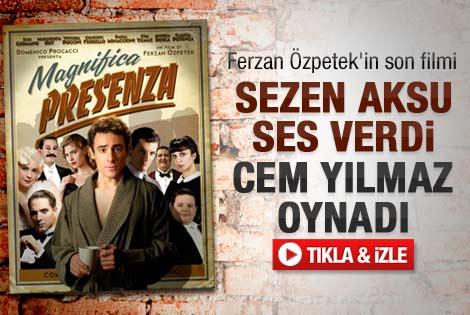 Ferzan Özpetek yeni filmini anlattı