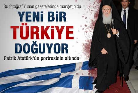 Yunan basını: Yeni bir Türkiye doğuyor