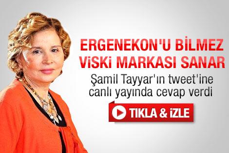 Ilıcak'tan Şamil Tayyar'a viskili cevap - Video