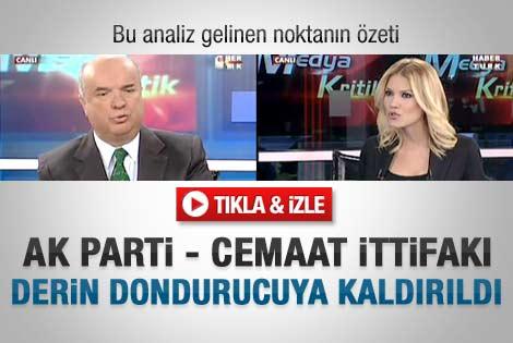Fehmi Koru'dan AK Parti ve cemaat analizi