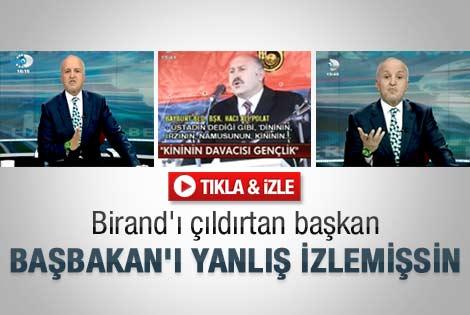 Mehmet Ali Birand'ı çıldırtan başkan - Video